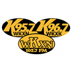 WKXN 102.7 FM United States of America, Montgomery