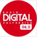 Digital FM 94.9 FM Chile, Valparaíso