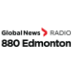 Global News Radio 880 Edmonton 880 AM Canada, Edmonton