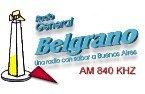 Radio General Belgrano 840 AM Argentina, Buenos Aires