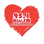 95.1 Kiss FM 95.1 FM Argentina, Santa Fe Do Sul