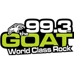 99 3 The GOAT 103.7 FM Canada, Rock Creek