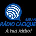 Rádio Cacique 630 AM Brazil, Porto Alegre