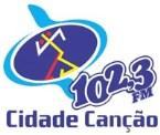 Rádio Cidade Canção FM 102.3 FM Brazil, Porto Alegre