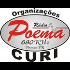 Rádio Poema 680 AM Brazil, Curitiba