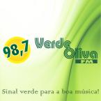 Rádio Verde Oliva FM 98.7 FM Brazil, Brasília
