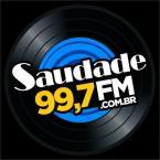 Rádio Saudade FM 99.7 FM Brazil, Santos