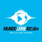 Rádio Mundo Livre FM 102.5 FM Brazil, Maringá
