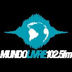 Radio Mundo Livre 102.5 FM Brazil, Maringá