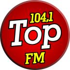 Rádio Top FM 104.1 FM Brazil, São Paulo