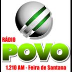 Rádio Povo (Feira de Santana) 1210 AM Brazil, Feira de Santana