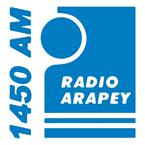 Radio Arapey 1450 AM 1450 AM Uruguay, Salto