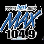 Max 104.9 104.9 FM Canada, Bathurst