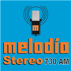 Melodia Stereo 730 AM Colombia, Bogota
