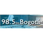 UN Radio 98.5 FM Colombia, Bogotá