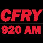 CFRY 920 AM Canada, Portage la Prairie