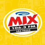 Rádio Mix FM 100.7 FM Brazil, Nova Andradina