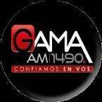Radio Gama 1490 AM Argentina, Lanús