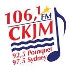 CKJM 106.1 FM Canada, Cheticamp