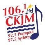 CKJM 106.1 FM Canada, Chéticamp