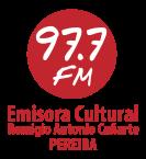 Emisora Cultural de Pereira Frequency: 97.7 F.M. 97.7 FM Colombia, Armenia