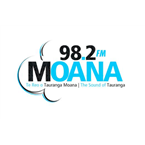 Moana 98.2 FM New Zealand, Tauranga