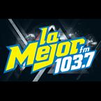 La Mejor 103.7 FM Durango 103.7 FM Mexico, Durango
