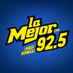 La Mejor 92.5 Colima 92.5 FM Mexico, Colima