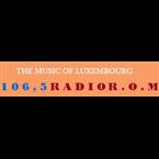 ROM 106.5 FM 106.5 FM Luxembourg, Miedernach