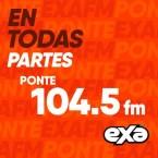 Exa FM 104.5 Celaya 104.5 FM Mexico, Celaya