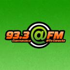 @FM (Cuernavaca) 93.3 FM Mexico, Cuernavaca