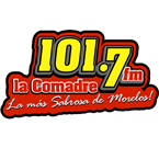 La Comadre 101.7 101.7 FM Mexico, Cuernavaca