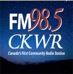 CKWR 98.5 FM Canada, Waterloo