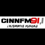 CINN 91.1 FM Canada, Hearst