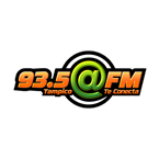 @FM (Tampico) 93.5 FM Mexico, Tampico
