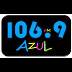 Radio La Nueva Azul 106.9 FM Mexico, Poza Rica-Tuxpan