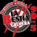 La Bestia Grupera 90.5 FM Mexico, Colima