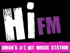 Hi FM Oman 95.9 FM Oman, Masqat