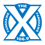 Fanshawe's 106.9 The X 106.9 FM Canada, London