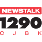 NewsTalk 1290 CJBK 1290 AM Canada, London