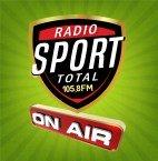 Sport Total FM 105.8 FM Romania, Bucharest-Ilfov