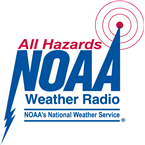 NOAA Weather Radio 162.4 VHF USA, Burlington