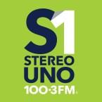 Stereo Uno 100.3 FM 100.3 FM Mexico, Mazatlán
