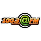 @FM (Mazatlán) 100.3 FM Mexico, Mazatlán