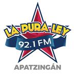 La Pura Ley 92.1 FM Mexico, Apatzingán