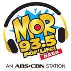 MOR 93.5 93.5 FM Philippines, Naga