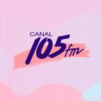 Canal 105 105.1 FM Dominican Republic, Santiago de los Caballeros