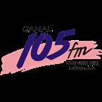Canal 105 FM 105.1 FM Dominican Republic, Santiago de los Caballeros