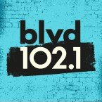 blvd 102.1 102.1 FM Canada, Quebec City