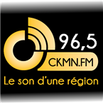 CKMN 96.5 FM Canada, Rimouski